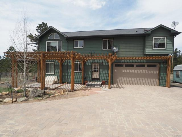 55 High Lake Drive, Ward, CO 80481 (MLS #8241286) :: 8z Real Estate