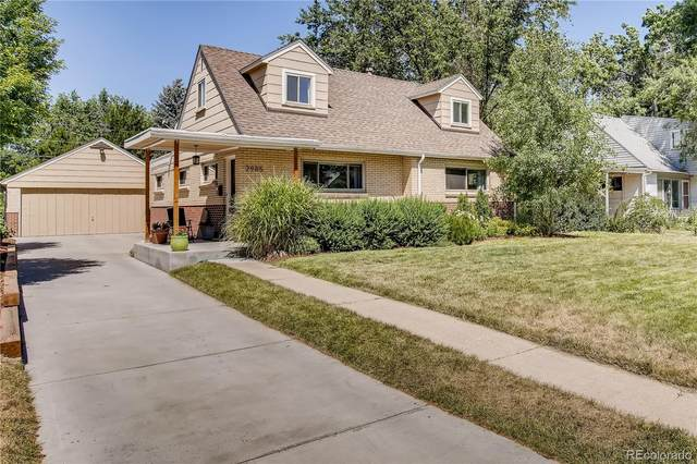 2985 S Gaylord Street, Denver, CO 80210 (#8241746) :: Mile High Luxury Real Estate