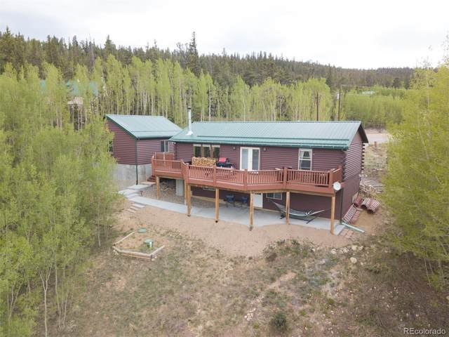 169 Fen Court, Fairplay, CO 80440 (MLS #8241975) :: Kittle Real Estate
