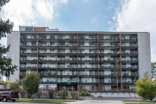 4800 Hale Parkway 611N, Denver, CO 80220 (#8242363) :: Wisdom Real Estate
