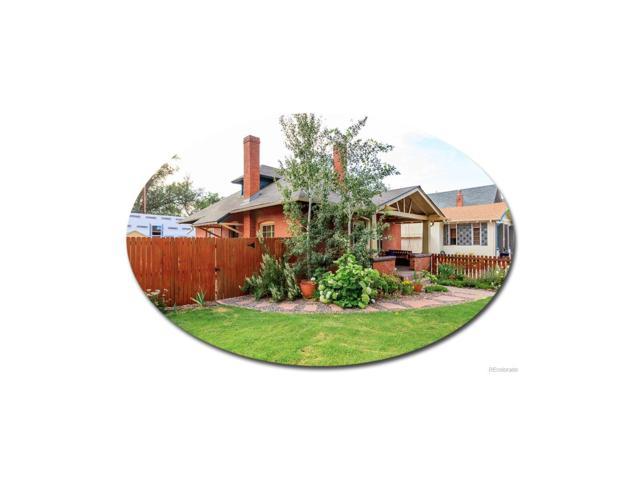 2089 S Pearl Street, Denver, CO 80210 (MLS #8243292) :: 8z Real Estate