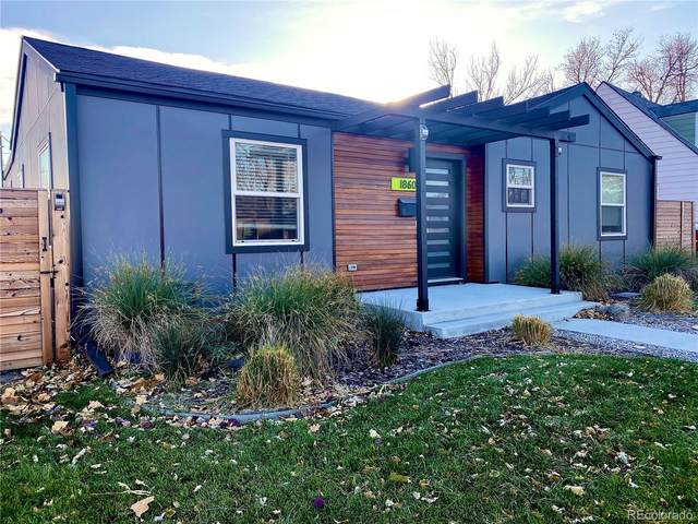 1860 W Dixie Place, Denver, CO 80221 (#8243568) :: The Harling Team @ Homesmart Realty Group