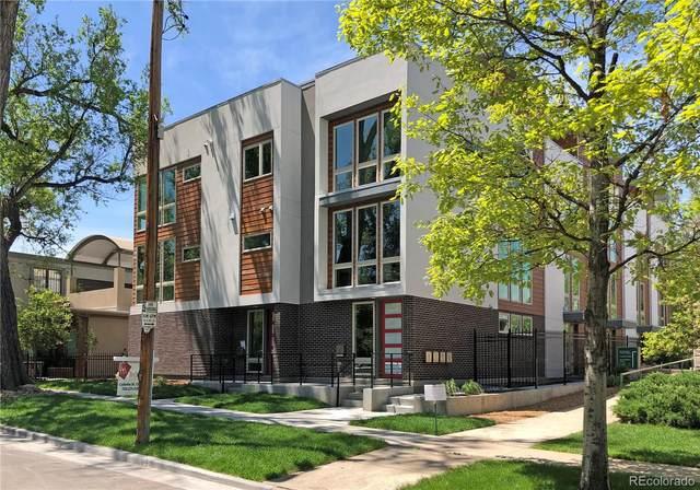 879 Delaware Street, Denver, CO 80204 (MLS #8243649) :: 8z Real Estate