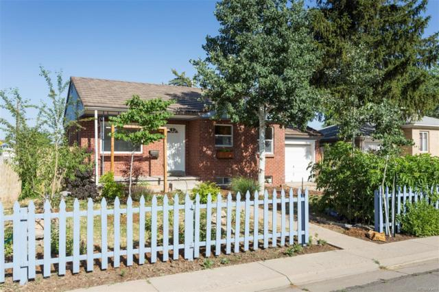 3297 S Delaware Street, Englewood, CO 80110 (#8243927) :: Sellstate Realty Pros