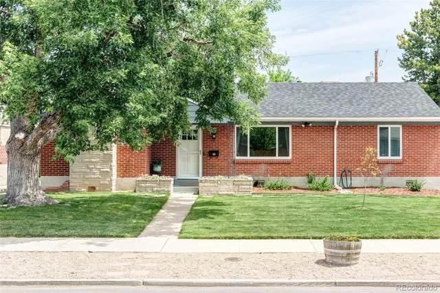 1610 S Lowell Boulevard, Denver, CO 80219 (#8244220) :: The Gilbert Group