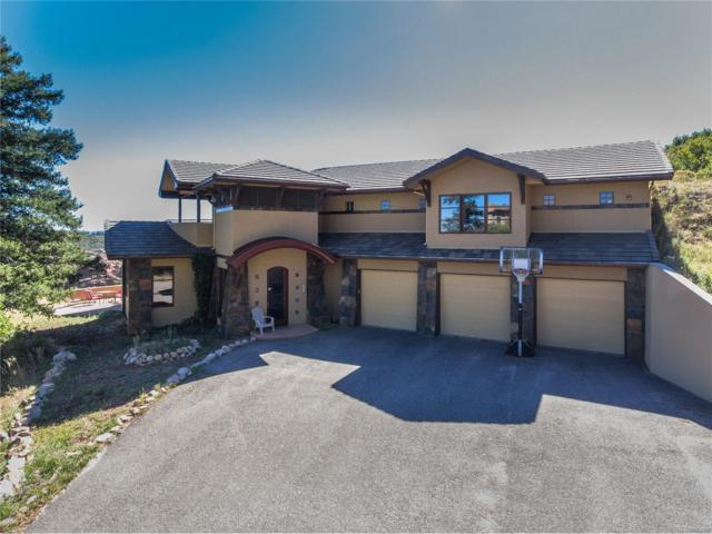 10602 Mossrock Run, Littleton, CO 80125 (#8244476) :: The Sold By Simmons Team