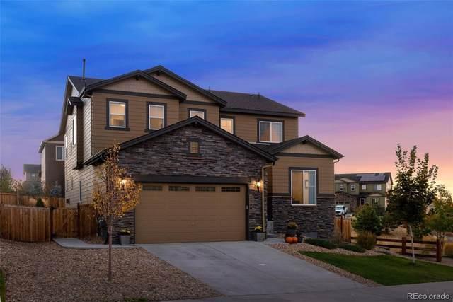 2509 Wild Oak Drive, Castle Rock, CO 80108 (MLS #8244614) :: 8z Real Estate