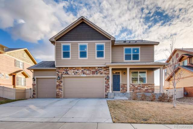 8858 Foxfire Street, Firestone, CO 80504 (MLS #8244825) :: 8z Real Estate