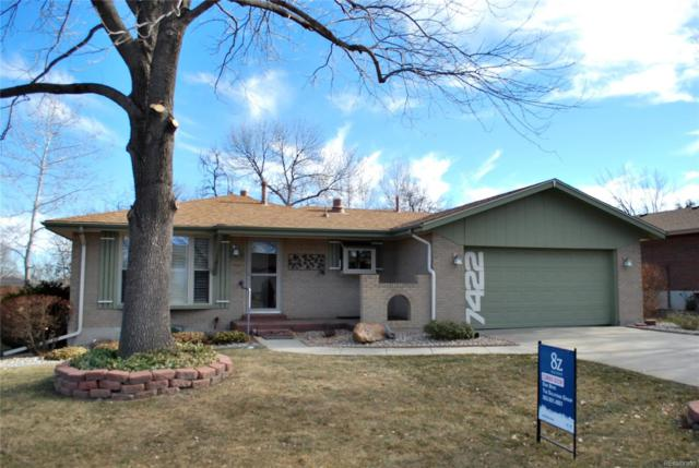 7422 Vance Street, Arvada, CO 80003 (#8244921) :: The Galo Garrido Group
