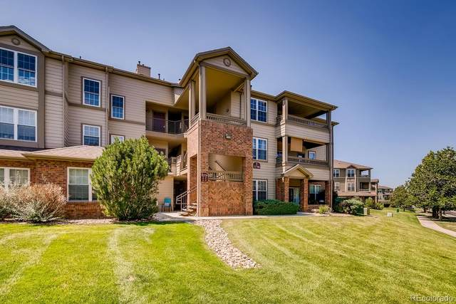 12766 Ironstone Way #302, Parker, CO 80134 (#8245123) :: Own-Sweethome Team