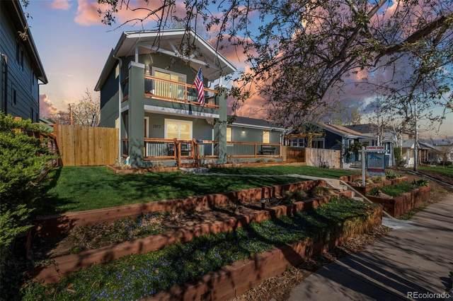 1975 S Humboldt Street, Denver, CO 80210 (#8245137) :: Wisdom Real Estate