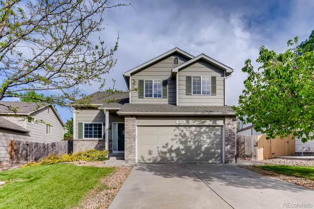 5936 S Quatar Way, Aurora, CO 80015 (#8245192) :: Bring Home Denver with Keller Williams Downtown Realty LLC