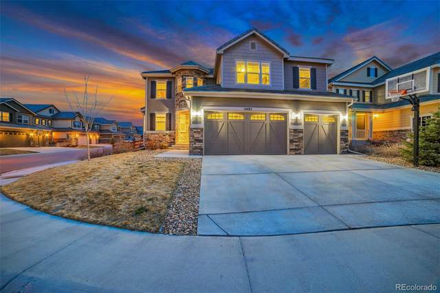 14485 Double Dutch Circle, Parker, CO 80134 (#8245613) :: The HomeSmiths Team - Keller Williams