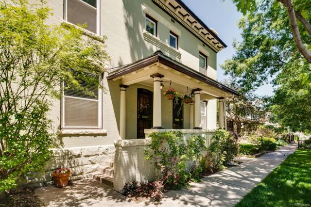 2207 N Emerson Street, Denver, CO 80205 (#8246376) :: Mile High Luxury Real Estate