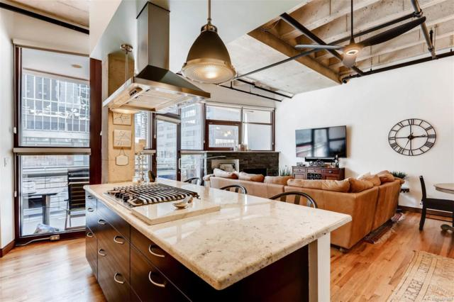 1020 15th Street #218, Denver, CO 80202 (#8246417) :: Structure CO Group