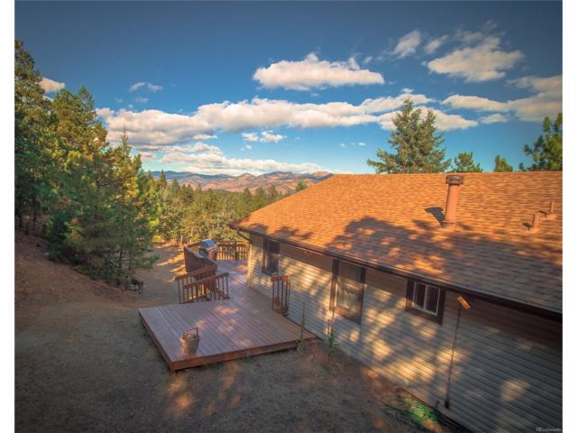 30392 Pine Crest Drive, Evergreen, CO 80439 (#8246626) :: The DeGrood Team