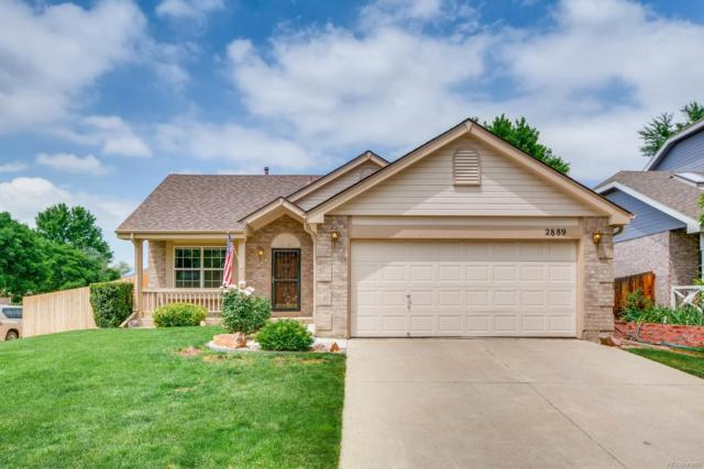 2889 Elaine Drive, Broomfield, CO 80020 (MLS #8246717) :: 8z Real Estate