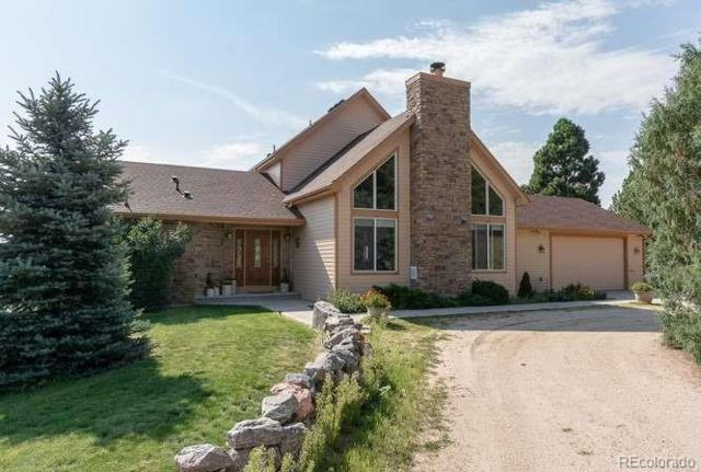 13915 Double Tree Ranch Circle, Elbert, CO 80106 (#8246864) :: The DeGrood Team