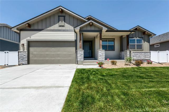 5956 Clarence Drive, Windsor, CO 80550 (MLS #8247034) :: Kittle Real Estate
