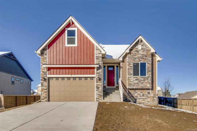 85 Ardmore Street, Castle Rock, CO 80104 (#8247628) :: The HomeSmiths Team - Keller Williams