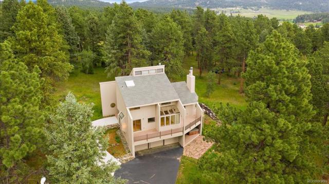27787 Whirlaway Trail, Evergreen, CO 80439 (MLS #8247638) :: 8z Real Estate