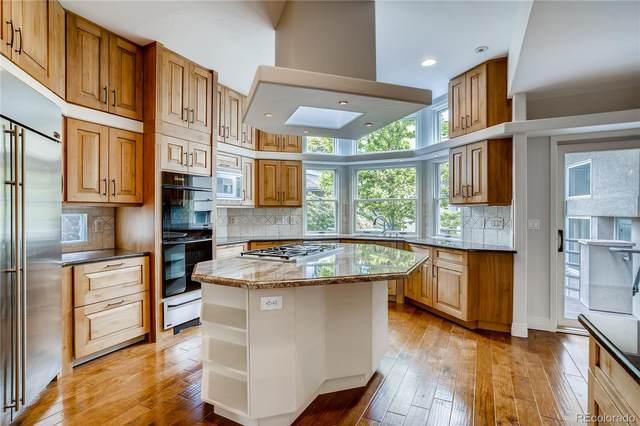 3003 E Alameda Avenue, Denver, CO 80209 (MLS #8247719) :: 8z Real Estate