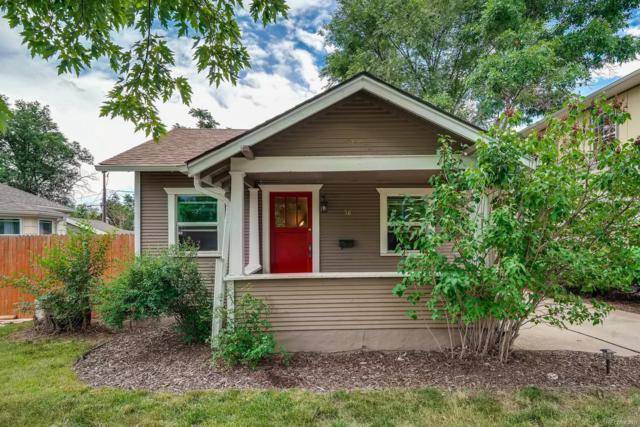 58 Hazel Court, Denver, CO 80219 (#8247736) :: Mile High Luxury Real Estate