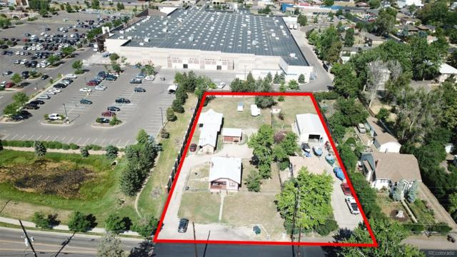 1685-1695 Teller Street, Lakewood, CO 80214 (#8247943) :: Structure CO Group