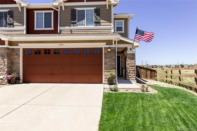 5955 Wescroft Avenue, Castle Rock, CO 80104 (#8247996) :: The Harling Team @ Homesmart Realty Group
