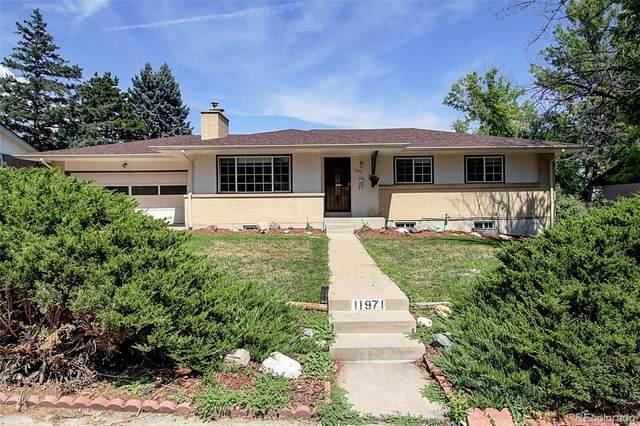 11971 W Dakota Drive, Lakewood, CO 80228 (#8248458) :: The Heyl Group at Keller Williams