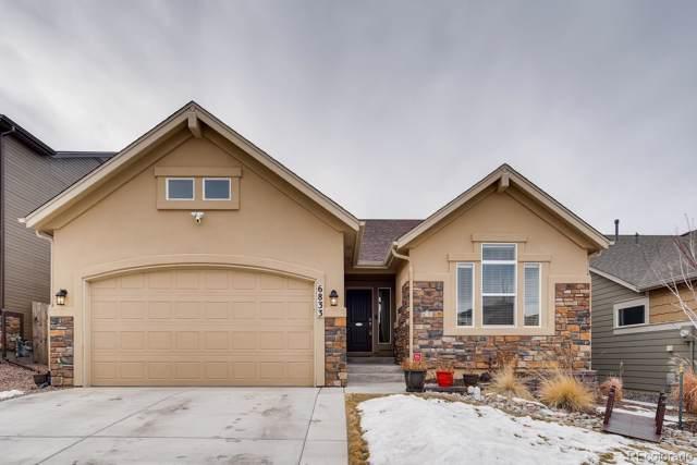 6833 Mustang Rim Drive, Colorado Springs, CO 80923 (MLS #8248907) :: 8z Real Estate