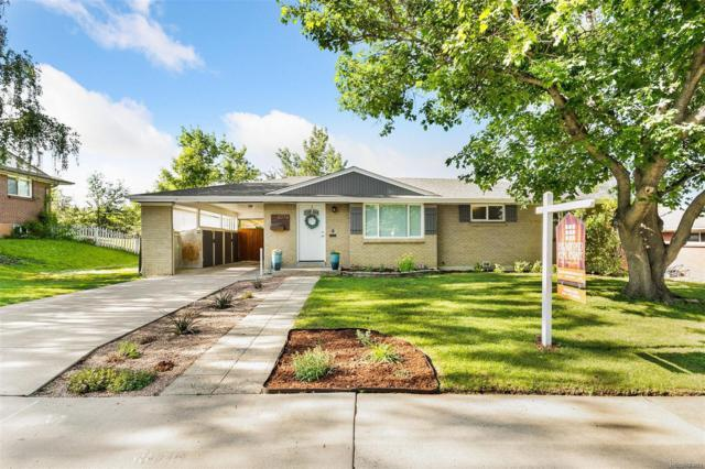 6076 S Elizabeth Way, Centennial, CO 80121 (#8248953) :: The HomeSmiths Team - Keller Williams