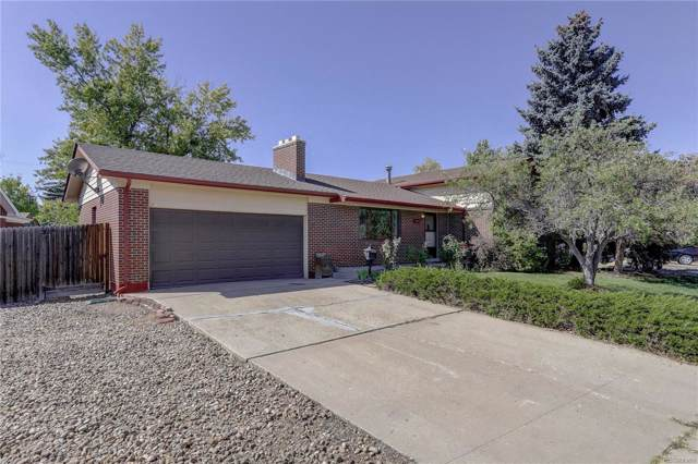 10819 Brewer Drive, Northglenn, CO 80234 (#8249147) :: The Healey Group