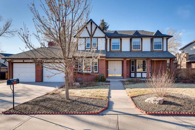 8139 S Madison Way, Centennial, CO 80122 (MLS #8249420) :: 8z Real Estate