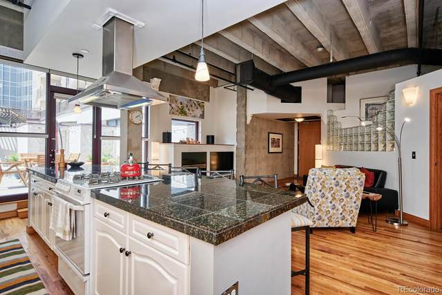 1020 15th Street #210, Denver, CO 80202 (MLS #8249619) :: Wheelhouse Realty