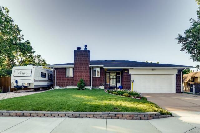 9019 W 57th Avenue, Arvada, CO 80002 (#8249729) :: The HomeSmiths Team - Keller Williams