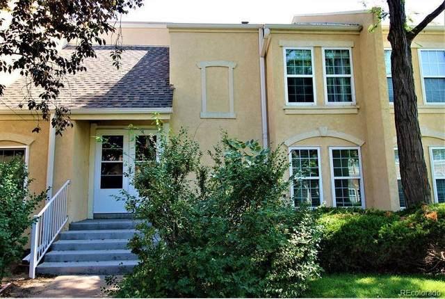 2872 S Ursula Street, Aurora, CO 80014 (#8249839) :: Peak Properties Group