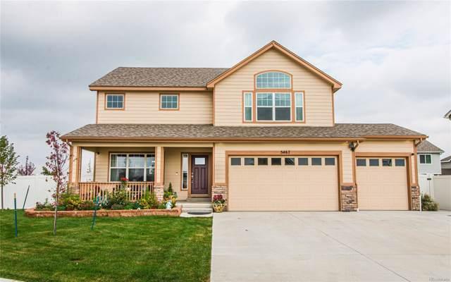 5467 Shoshone Drive, Frederick, CO 80504 (#8250089) :: The HomeSmiths Team - Keller Williams