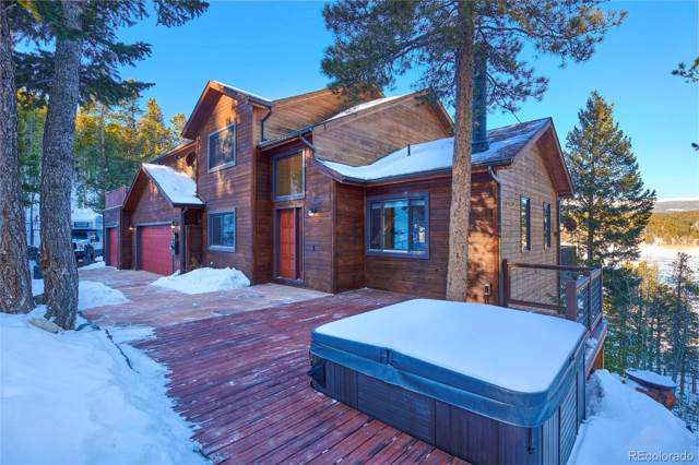 291 Alpine, Nederland, CO 80466 (MLS #8250106) :: Keller Williams Realty