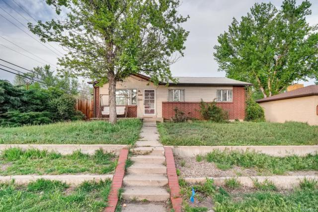 3106 S Stuart Street, Denver, CO 80236 (#8251424) :: House Hunters Colorado
