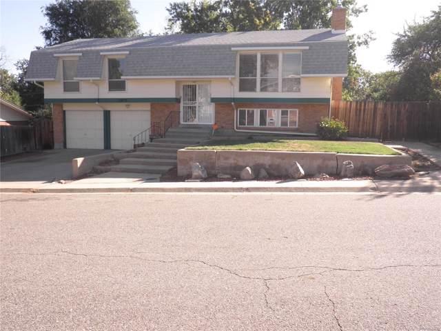 10472 Zuni Street, Northglenn, CO 80234 (#8251591) :: Arnie Stein Team | RE/MAX Masters Millennium