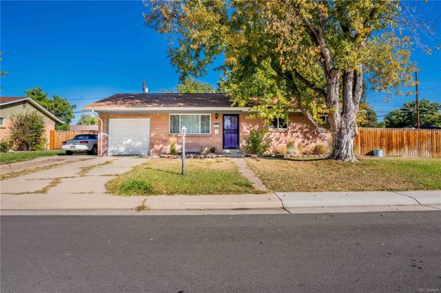 10805 W 68th Avenue, Arvada, CO 80004 (MLS #8251712) :: Bliss Realty Group