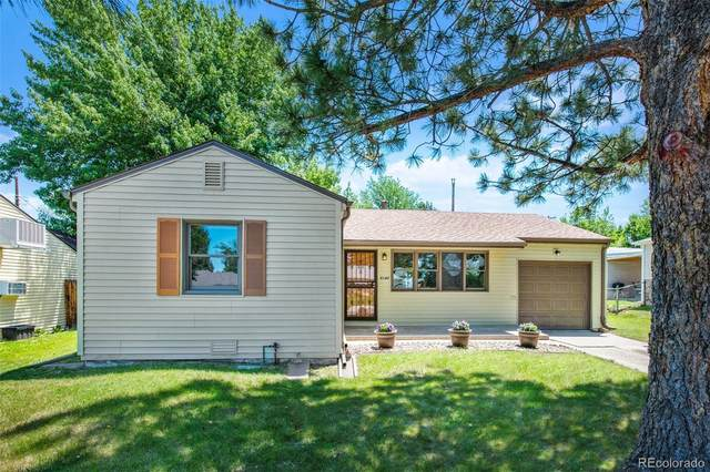 5140 S Pearl Street, Littleton, CO 80121 (#8252461) :: Kimberly Austin Properties