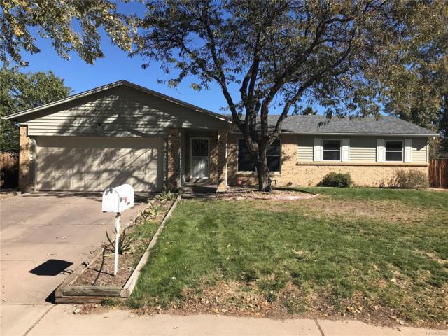 15005 E Eldorado Drive, Aurora, CO 80014 (#8252517) :: Wisdom Real Estate