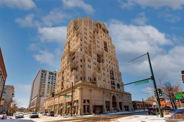 300 W 11th Avenue 5B, Denver, CO 80204 (MLS #8252695) :: Bliss Realty Group