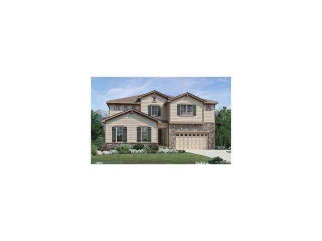 11960 S Drift Street, Parker, CO 80138 (MLS #8252946) :: 8z Real Estate