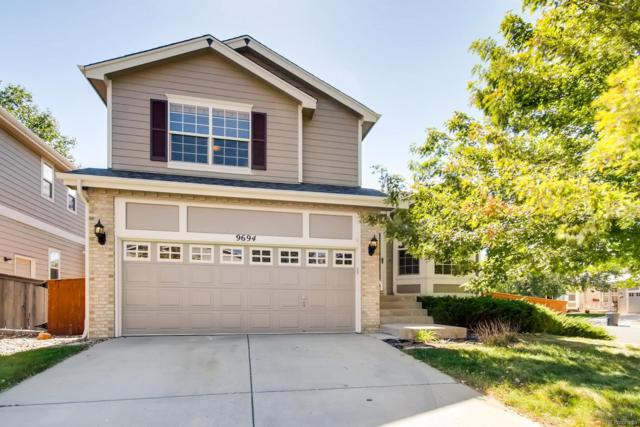 9694 Silverberry Circle, Highlands Ranch, CO 80129 (#8253643) :: The Griffith Home Team