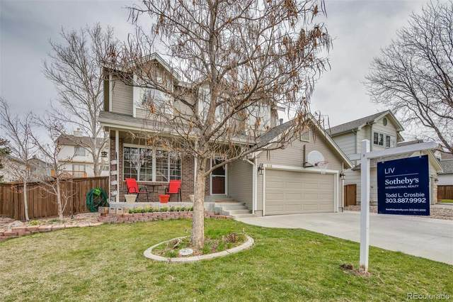 935 E Brittany Way, Highlands Ranch, CO 80126 (#8253692) :: The HomeSmiths Team - Keller Williams