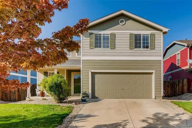 813 Turpin Way, Erie, CO 80516 (#8254221) :: Finch & Gable Real Estate Co.