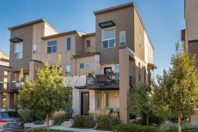 8224 E 24th Drive, Denver, CO 80238 (#8254887) :: The Griffith Home Team